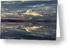 Lake Abert 12 Greeting Card
