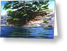 Lake Agnew Greeting Card