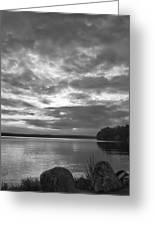 Lake Auburn  7p00297 Greeting Card
