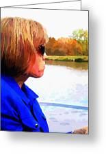 Lake Bracken Outting Greeting Card