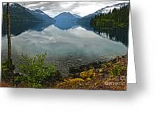 Lake Crescent - Washington - 04 Greeting Card