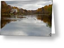 Lake Elkhorn Greeting Card
