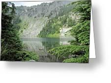 Lake Eunice Greeting Card