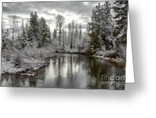 Lake Fork Greeting Card