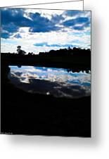 Lake Goad Greeting Card