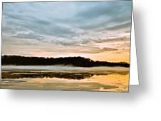 Lake Hamilton Greeting Card