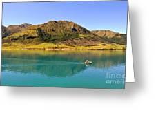 Lake Hawea Greeting Card