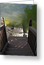 Lake House Greeting Card