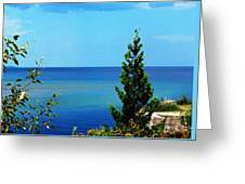 Lake Huron Greeting Card