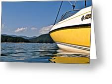 Lake Jocassee Greeting Card