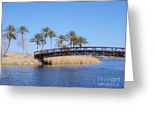Lake Las Vegas Greeting Card