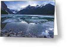 Lake Louise #3 Greeting Card