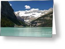 Lake Louise Greeting Card