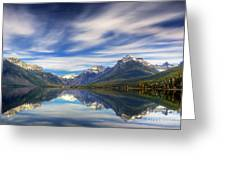 Lake Macdonald Greeting Card
