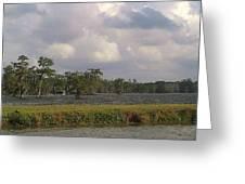 Lake Martin Greeting Card