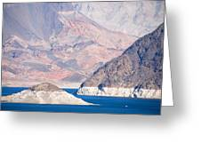 Lake Mead National Recreation Area Greeting Card