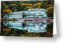 Lake Morey Inn And Resort Greeting Card