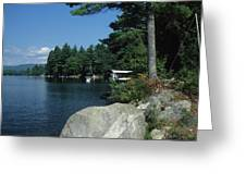 Lake Norway 07 Greeting Card
