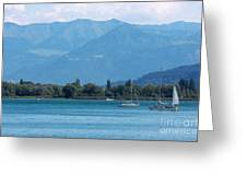 Lake Of Constance Greeting Card