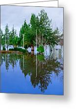 Lake Pateira IIi Greeting Card