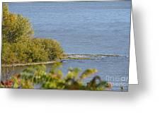 Lake Pepin Greeting Card