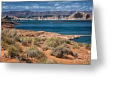 Lake Powell Greeting Card