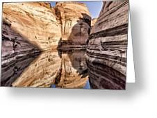 Lake Powell - Page Az Greeting Card
