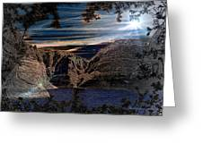 Lake Powell Utah Greeting Card
