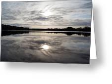 Lake Seminole Greeting Card