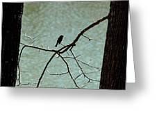 Lake Song Greeting Card