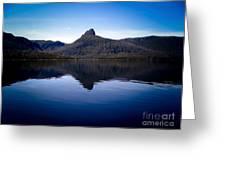 Lake St Clair Greeting Card