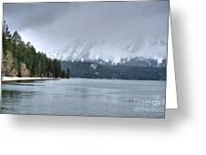 Lake Tahoe IIi Greeting Card