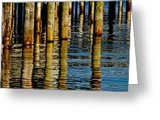 Lake Tahoe Reflection Greeting Card