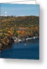 Lake Taneycomo Greeting Card