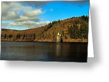 Lake Vymwy Greeting Card