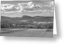 Lake Willoughby Vermont Greeting Card