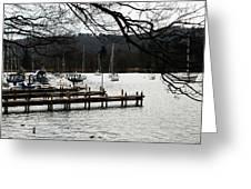 Lake Windermere Greeting Card