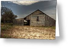 Lake Worth Barn Greeting Card