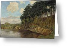 Lakeland In Berlin Greeting Card