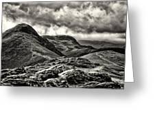 Lakeland Storm 01 Greeting Card