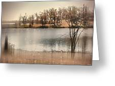 Lakes Edge Greeting Card