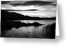 Lakes Of Killarney View Greeting Card