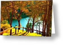 Lakeshore Lane Greeting Card
