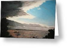 Lakeside Greeting Card