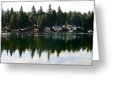 Lakewood Bay Greeting Card