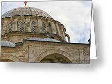 laleli Mosque 03 Greeting Card