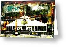 Lambeau Field - Tundra Tailgate Zone Greeting Card