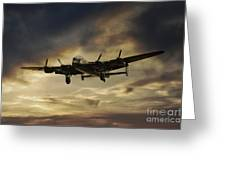 Lancaster Spirit Greeting Card