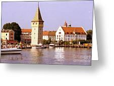 Landau Waterfront Greeting Card