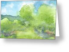 Landscape 1 Greeting Card